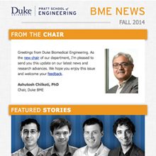 Duke BME E-Newsletter