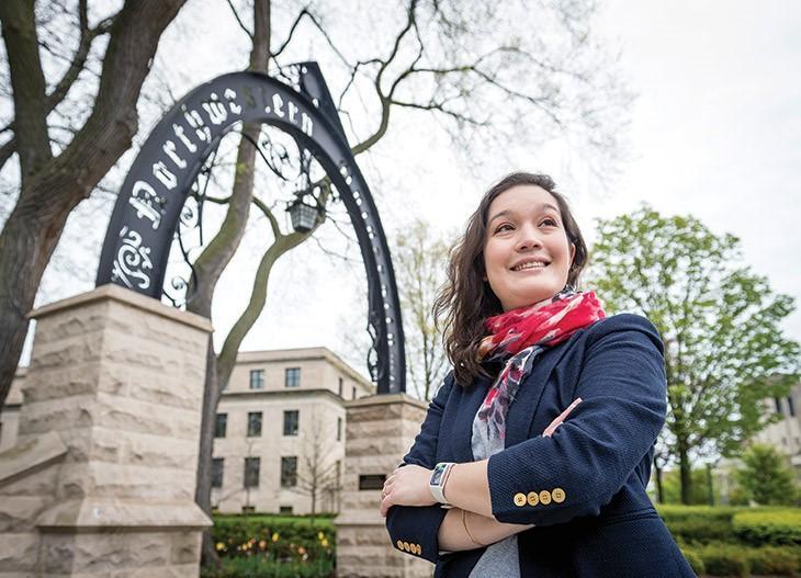 Professor Julia Kalow