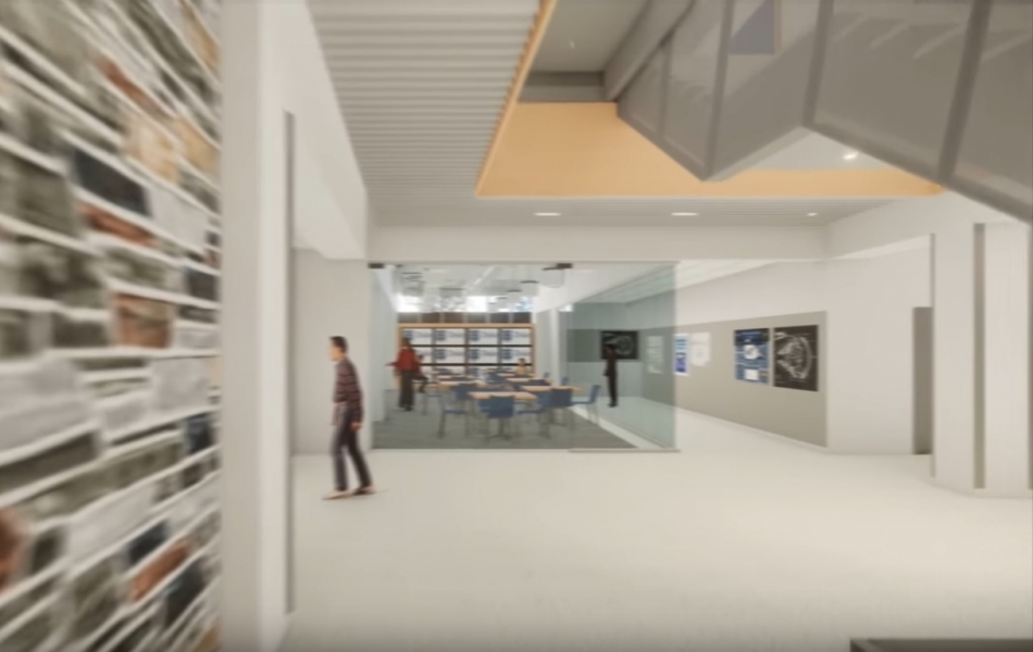 Duke's new engineering building opening in November 2020 will house two student-focused centers focused on entrepreneurship and on needs-driven engineering design, both operated by EngEn.