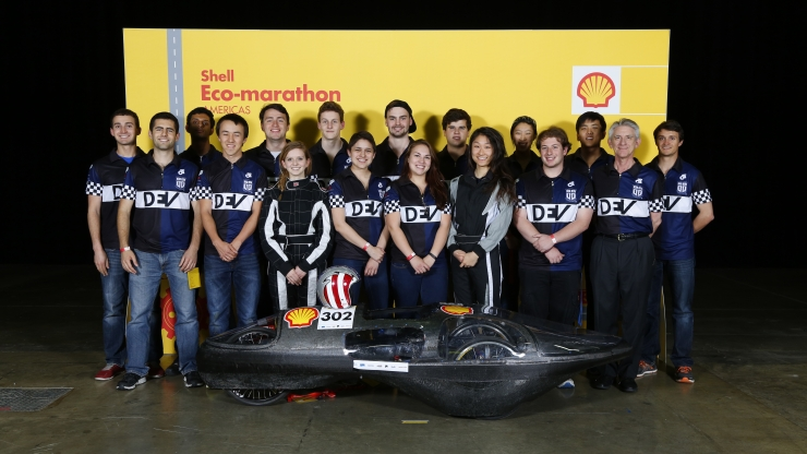 Duke Electric Vehicles team
